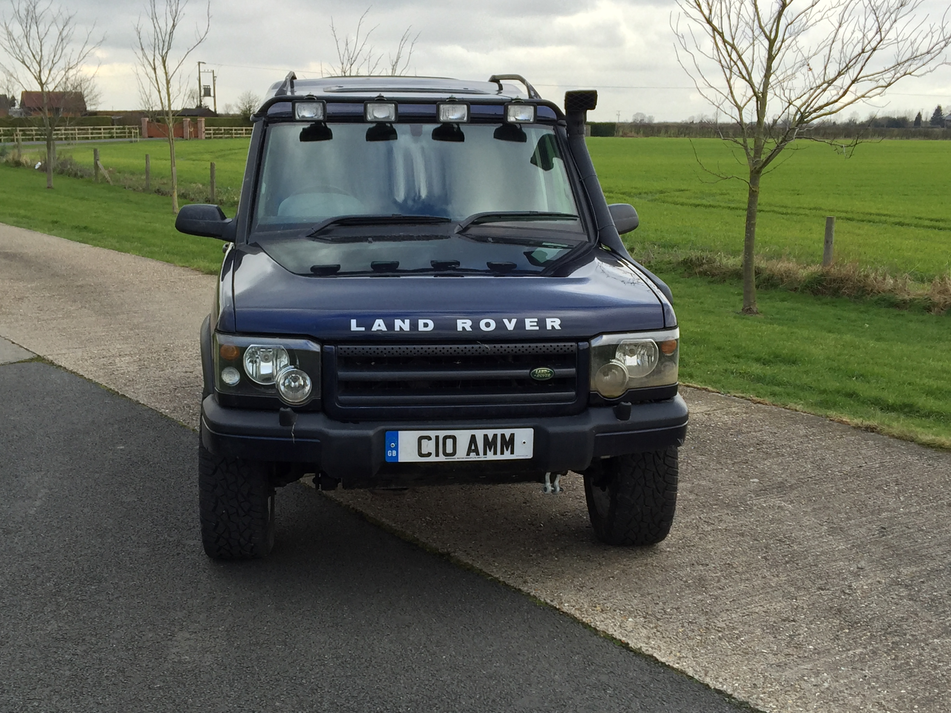 Land Rover Discovery 2 Td5 - High quality new and used ...